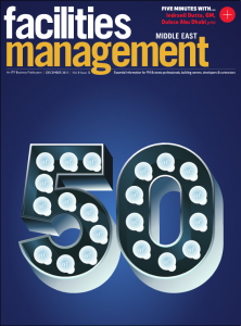 Meet the movers and shakers of the Facilities Management industry in the Middle East. fmME'S POWER 50 list for2013