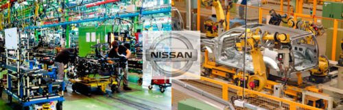 ROSMIMAN® AUTO marks the 15th ANNIVERSARY of its start-up in the plant of NISSAN MOTOR IBERICA in the Zona Franca of Barcelona