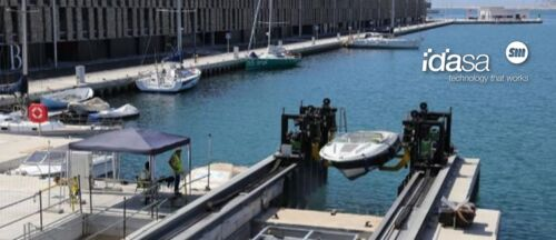 MARINA VELA: first robotised dry dock in Europe