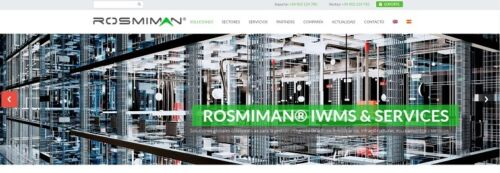 ROSMIMAN renews its corporate image and website by focusing on simplicity, sustainability and modernity
